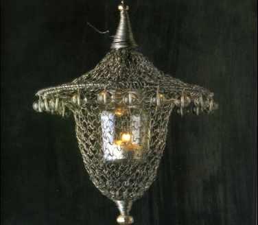 Лампы напольные своими руками